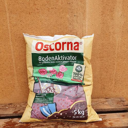 Oscorna-Bodenaktivator - aktiviert das Bodenleben - 5 kg