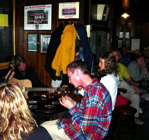Session at Foley's Pub