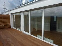 Terrassentür, Fenster bodentief
