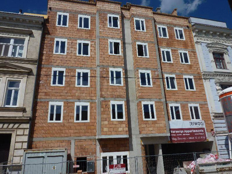 Fenster, Neubau