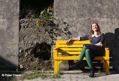 Bench Claudia Schwab - (c) Peter Crann