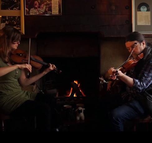 Fireside Landler - Session at Foley's Pub