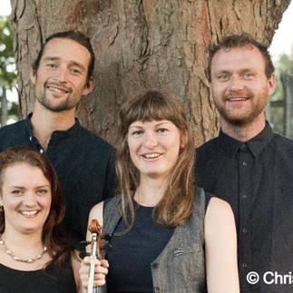 Claudia Schwab Quarte (c) Chris Dobson