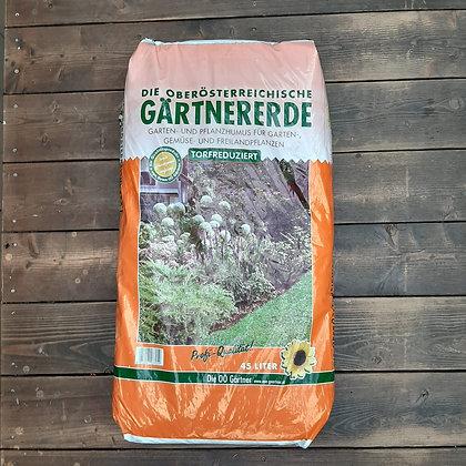 OÖ Gärtner Pflanzerde - 45 Liter