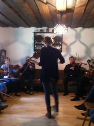 Irish Fiddle Workshop Bad Ischl 2015