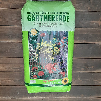 OÖ Gärtnererde Universalerde 60 Liter
