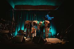 folkart19 Claudia Schwab Quartett © Madeleine Marie