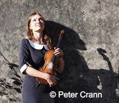 Claudia brandnew (c)Peter Crann