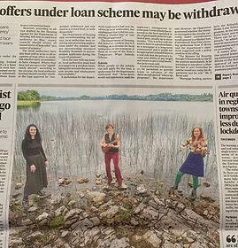 Pluirin na mban in the Irish Times - 202