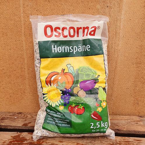 Oscorna Hornspäne - 2,5 kg