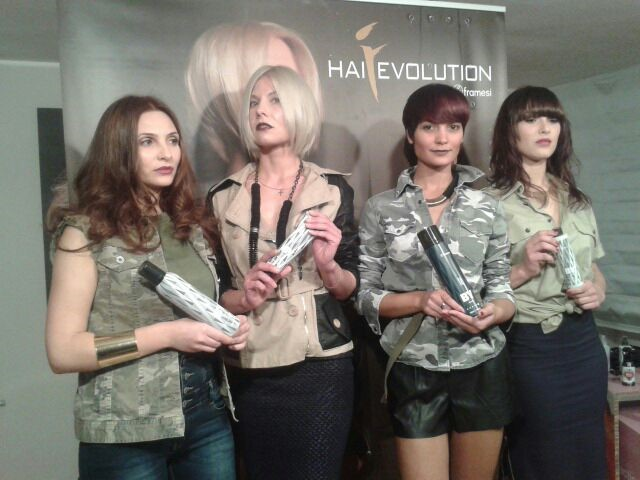Framesi Hair Revolution