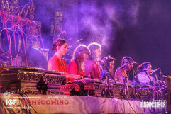 Irish Gamelan Orchestra in Java
