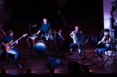 Claudia Quartet Photo (c) Chris Dobson