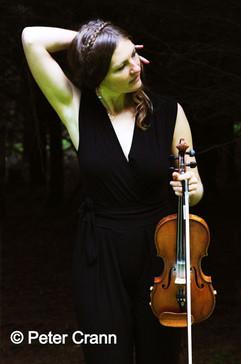 Claudia (c)Peter Crann