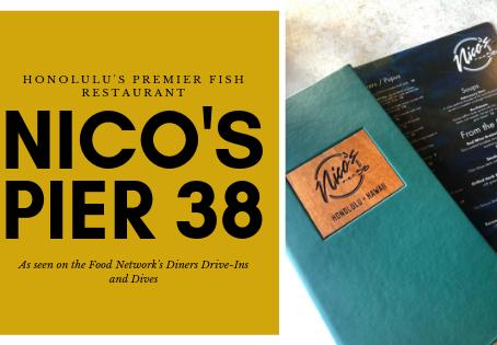 Nico's Pier 38: Honolulu's Premier Fish Restaurant