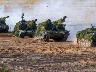Disinformation during Zapad-21 exercises
