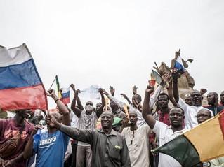 Prancūzija perspėjo Malį, kad nesamdytų Vagner samdinių