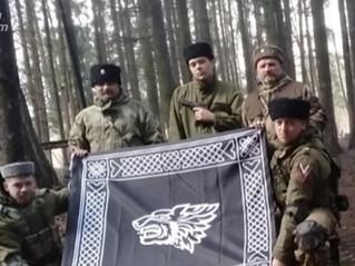 Baltarusijos DOSAAF ir prorusiški hibridiniai kazokų dariniai