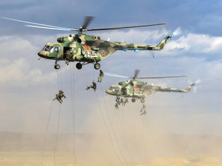 Russian Military Drills Leave Baltic States Unmoved