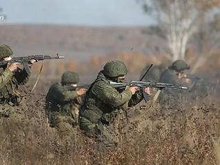 """Rusijos """"rinkimai"""" padėjo nustatyti, kiek karių iš Rusijos Federacijos atvyko į Baltarusiją"""