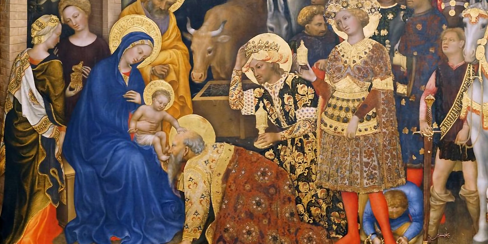 A Festival of Lessons & Carols on the Feast of Epiphany