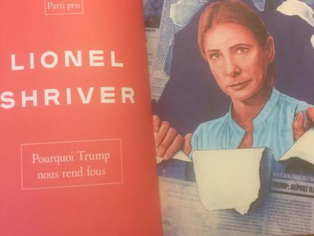 Lionel Shriver dans America n°été 2019
