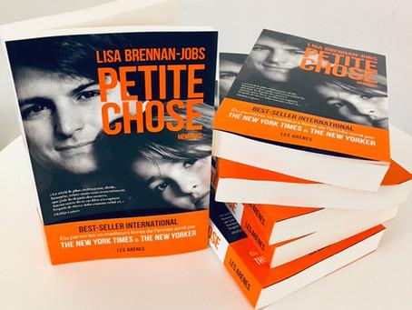 Sortie de « Petite Chose » de Lisa Brennan-Jobs