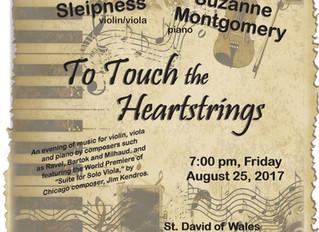 Presenting: Kjell Sleipness & Suzanne Montgomery