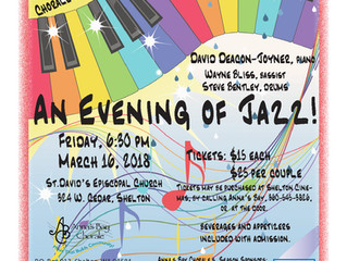 A Night of Jazz with David Deacon Joyner!