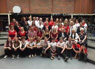 Partnership with Shelton Performing Arts Alumni!