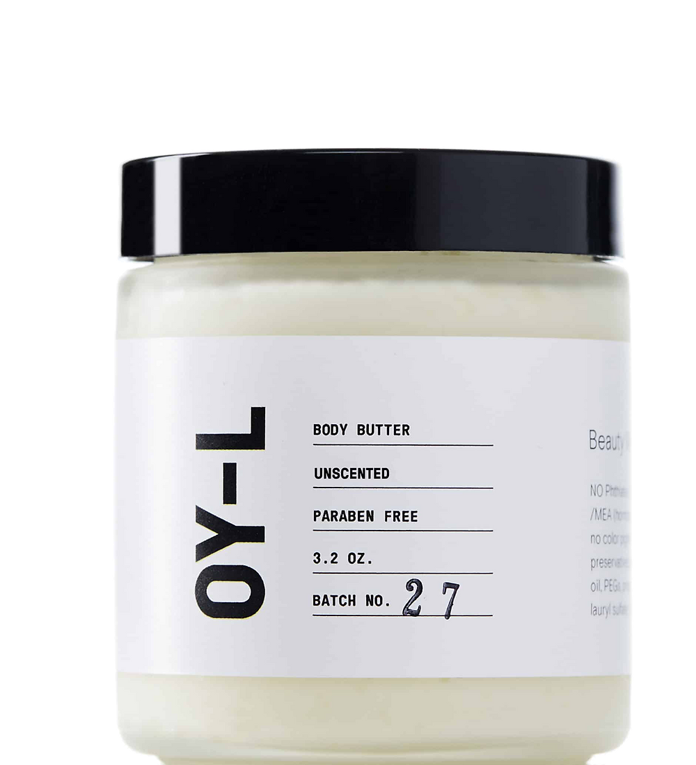 OYL Skincare Body Butter
