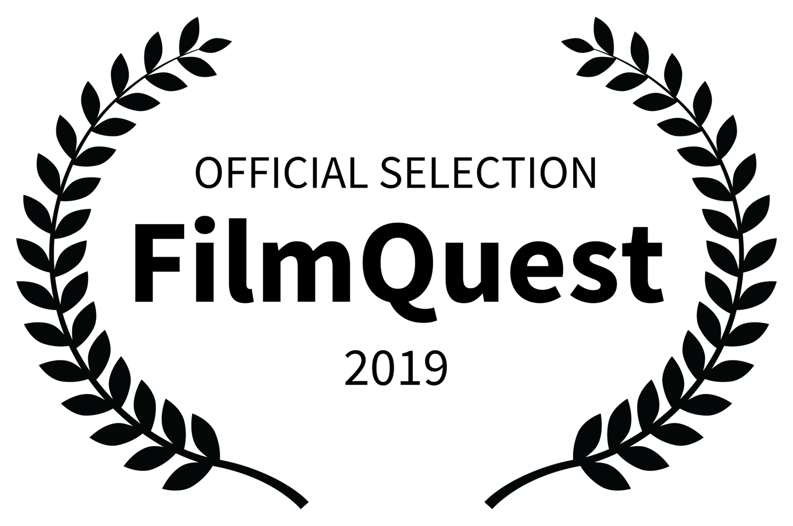OFFICIAL SELECTION - FilmQuest - 2019.pn
