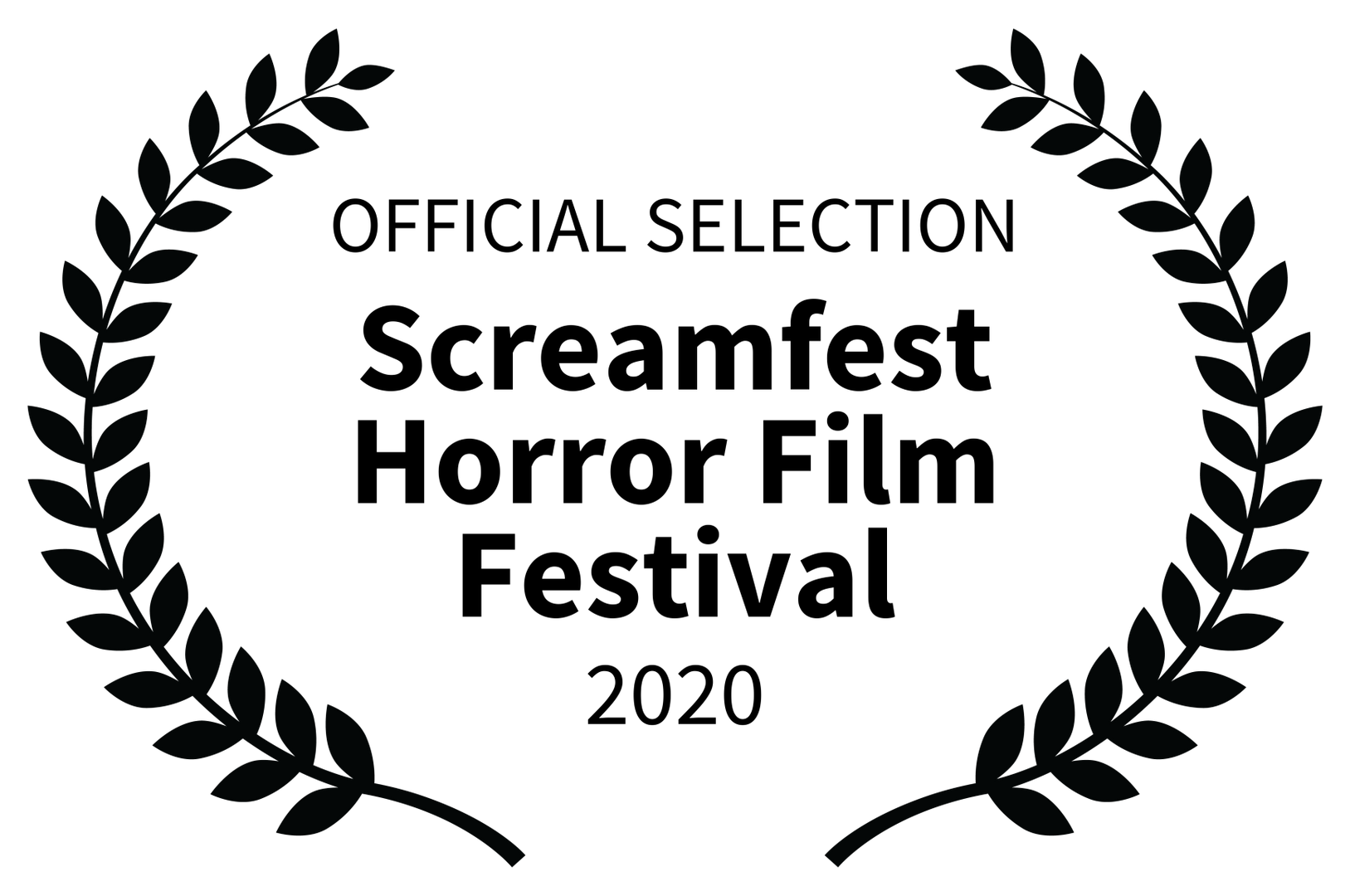 OFFICIAL SELECTION - Screamfest Horror F
