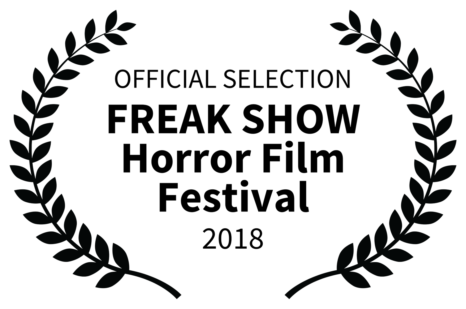 OFFICIAL SELECTION - FREAK SHOW Horror F