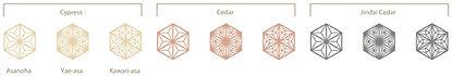 Asanoha Chirashi Wood Options.jpg