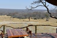 vue from Zangarna lodge's deck