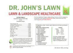 Organic Lawn Nutrition