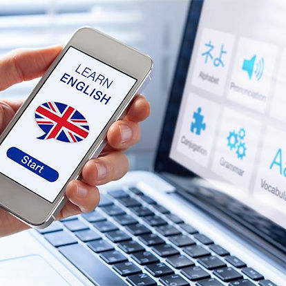 English coaching classes online by Skype