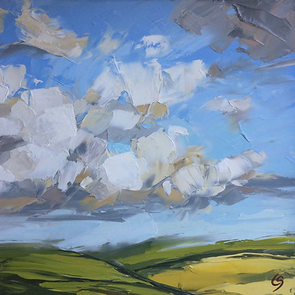 Summer Afternoon, East Lothian