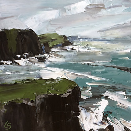 Wild Sea, Antrim Coast