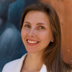 Episode 1:  Kateryna Portmann - A Life in Digital Health