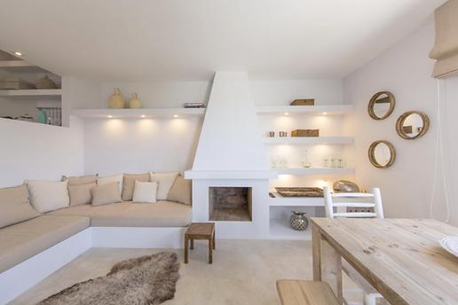 Livingroom, Piso Club Robinson
