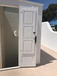 Rooftop Door