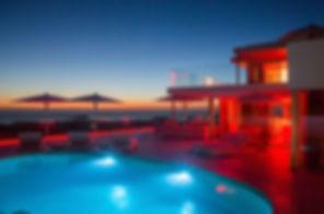 Contemporary hilltop villa with breathtaking views for sale on Ibiza
