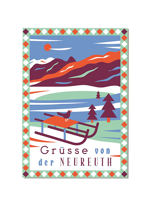 Postkarte Neureuth