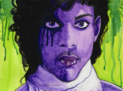 Prince purple WM