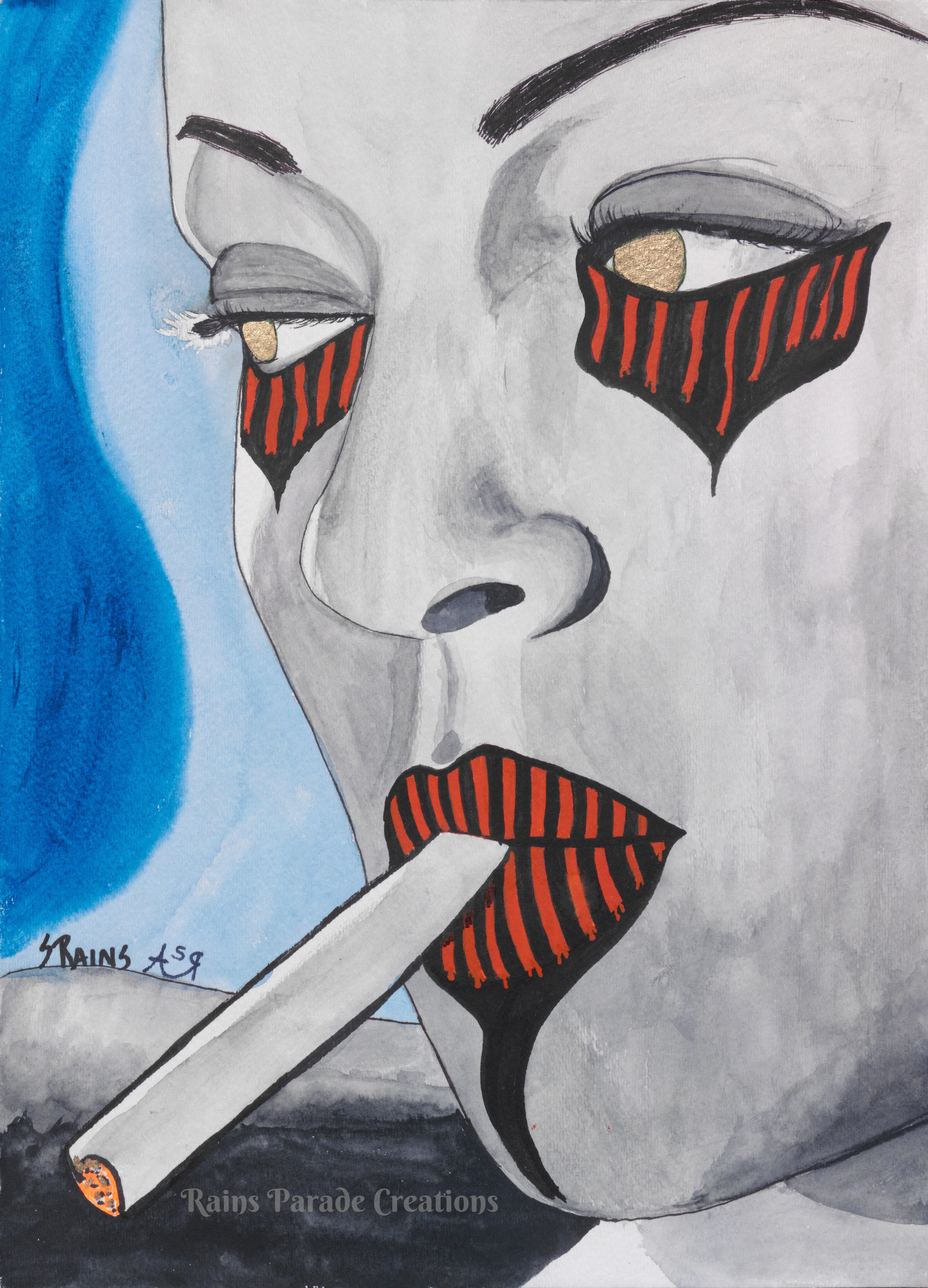 Smoking WM