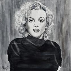 Marilyn BW