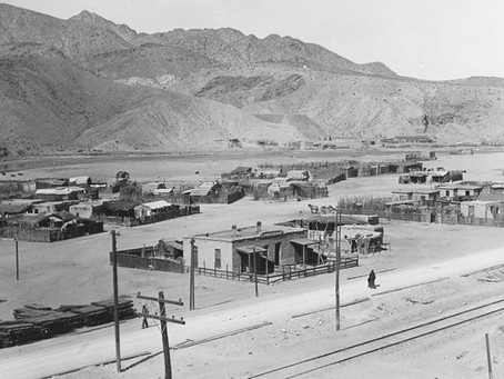 City of El Paso and State of Texas vs. ASARCO: The Fate of Smeltertown