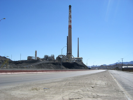 The Battle for ASARCO's Air Permit